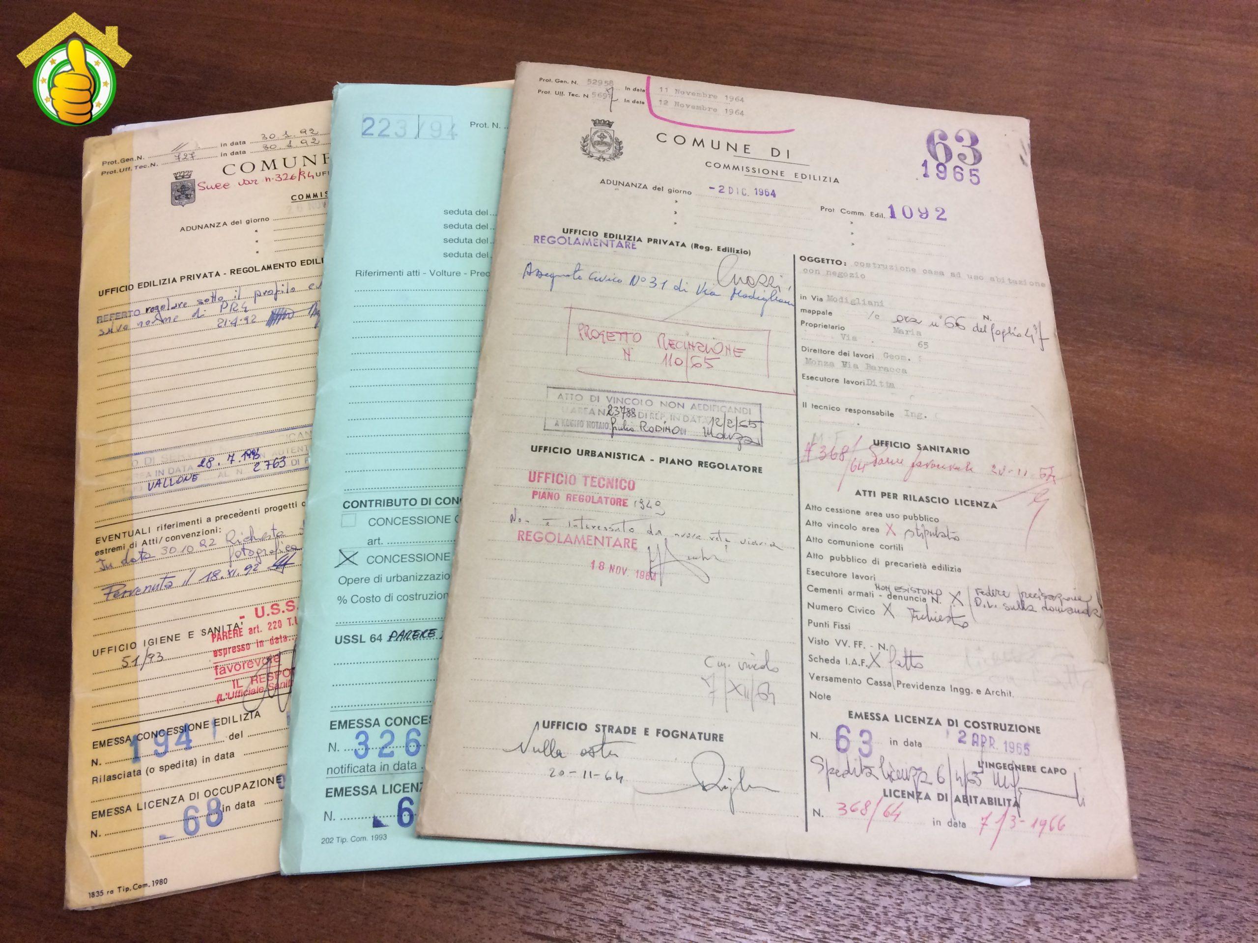 accesso agli atti. esempi di documenti